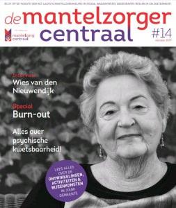 Voorkant magazine voorjaar 2019